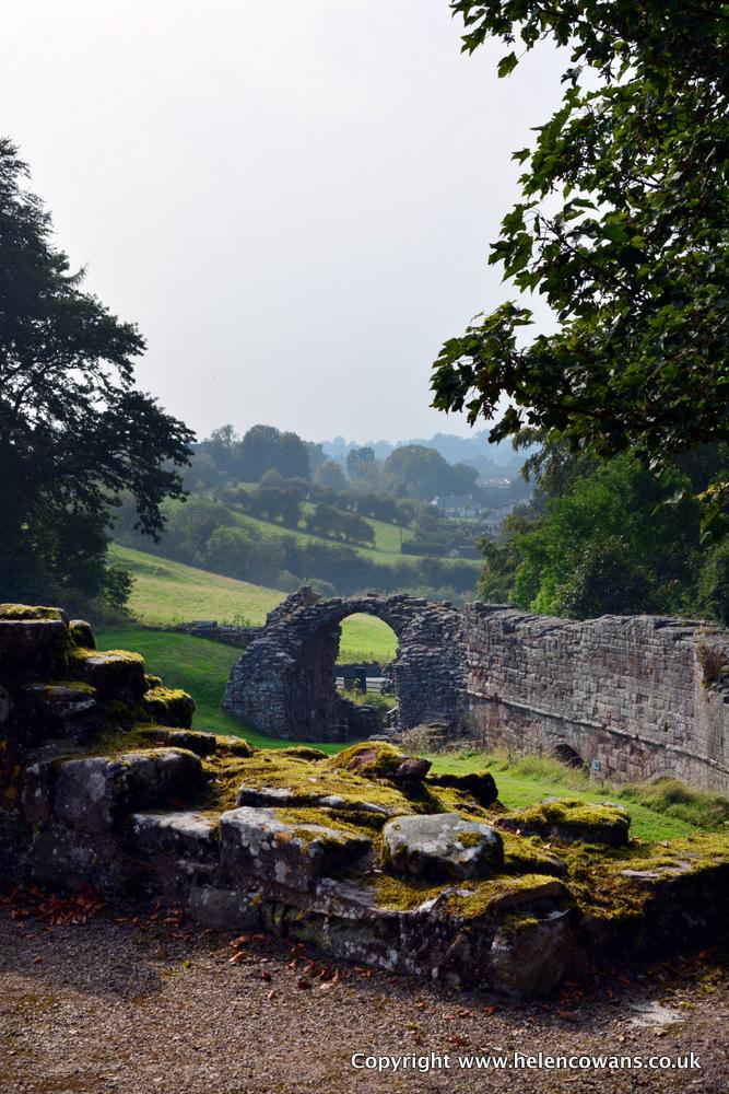 Norham Castle and village